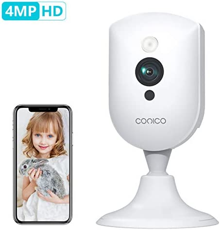 Baby Monitor Conico 4MP Home Security Camera with Sound Motion Detection IR Night Vision Home product image