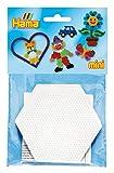 Hama Las Placas hexagonales Bolsa Mini 5204h 2 Piezas
