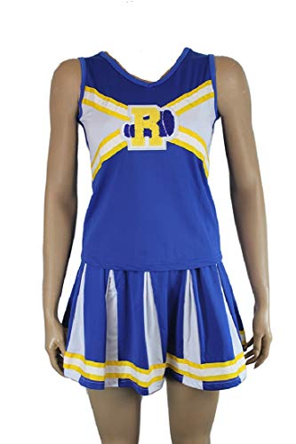 Type R Cheerleader Costume Dress Skirt Outfit (Small)