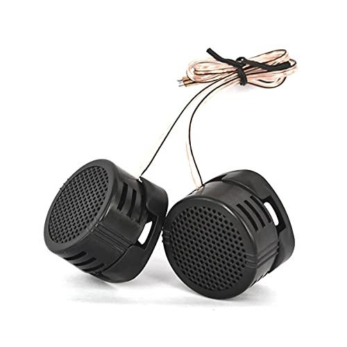 Sound Boss Tweeter High Efficiency SB-TW-005 300W Max Universal Half Dome Car Loud Treble Speaker Tweeter (300 W)
