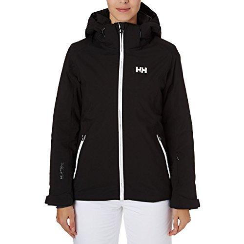 Helly Hansen W Spirit Skijacke, wasserdicht, für Damen XL Schwarz (Black)