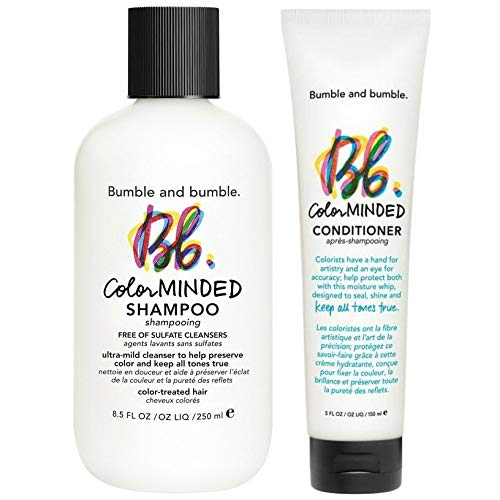 Bumble and Bumble Color Minded 8.5-ounce Shampoo & 5-ounce Conditioner Duo