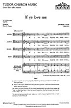 Best if ye love me sheet music Reviews