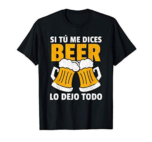 Hombre Cerveza Divertido Beer Regalo Camiseta