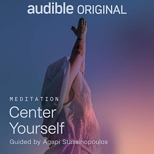 Center Yourself audiobook cover art