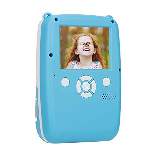 Dpofirs Cámara para niños, cámara de Video Digital HD de 12 MP para niños con Lente de 3 Capas - Pantalla de visualización de 2.4 Colores Cámaras de Juguete para Bricolaje Grabadora para niñas