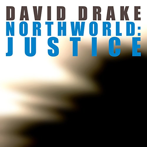 Northworld: Justice audiobook cover art