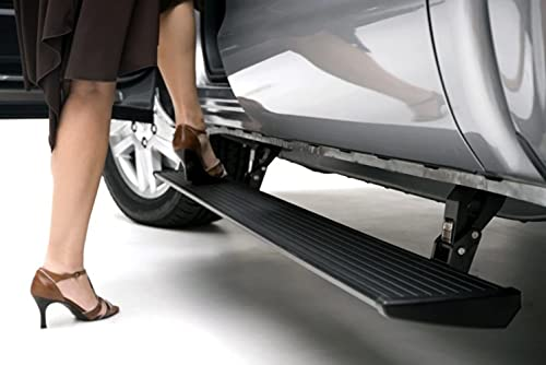 AMP Research 75137-01A PowerStep Electric Running Boards for 2007-2021 Toyota Tundra Double/Crew...