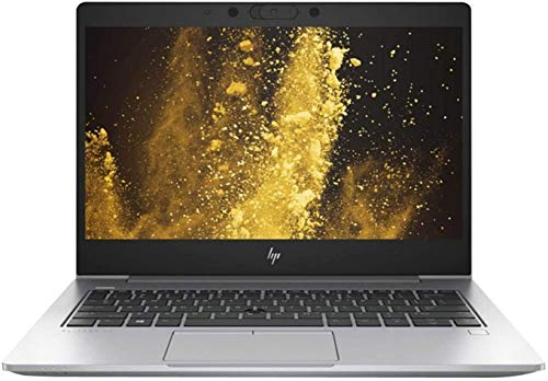 HP EliteBook 830 G6 13.3' Laptop i5 8265U Upto 3.9GHz, 16GB 2666MHz DDR4, 1TB NVMe SSD, Wireless 11ac & BT4.2 Windows 10 Pro - UK Keyboard Layout