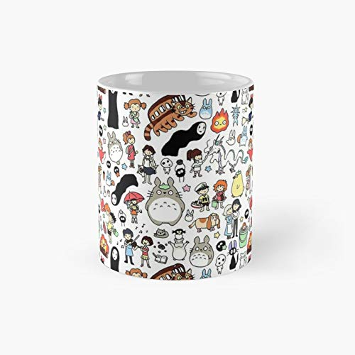Cute Classic Mug - The Funny Coffee Mugs For Halloween, Holiday, Christmas Party Decoration 11 Ounce Cettire