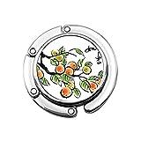Perchero Monedero Gancho Naranja Fruta Año Nuevo Chino de mandarinas Traducción Texto Agradable Cultura propicia