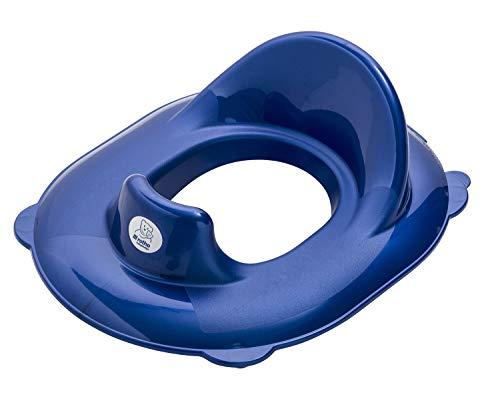 Rotho Babydesign TOP WC-Sitz, Ab 18 Monate, TOP, Royal Blue Pearl (Dunkelblau), 200040265