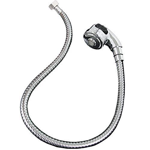Furinho Bush - Salon Shampoo Hair Bowl Unit Sink Replacement Part Chrome Sprayer Hose SA-17B YRS 1083