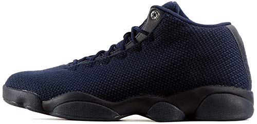 Jordan Mens Horizon Low Basketball Athletic Shoes 9.5 US (Navy Blue)