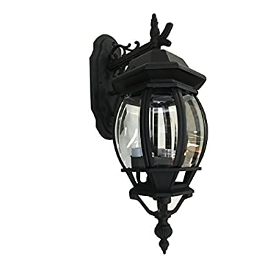 Artcraft Lighting AC8360WH Classico Medium European Style Outdoor Wall Mount, White