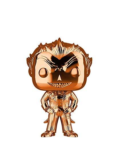 Popsplanet Funko Pop! Heroes – Batman Arkham Asylum – The Joker (Arkham Asylum) (Orange Chrome)...