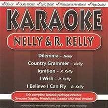 nelly dilemma karaoke