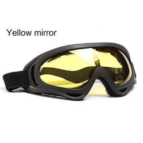 Snowboard Stofdichte Zonnebril Motorfiets Ski Goggles Lens Frame Bril Outdoor Sport Winddichte Oogkleding Bril