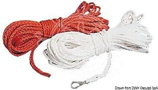 Osculati 22.408.06 schwimmfähige Wurfleine aus Levylen für Rettungsringe, Orange