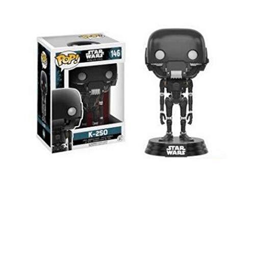 CJH Star Wars Rogue uno-K-2SO: Pop!pop!populair en stripfiguur PVC figuur met prachtige verpakking Goede berichten voor Star Wars-fans: 10 cm