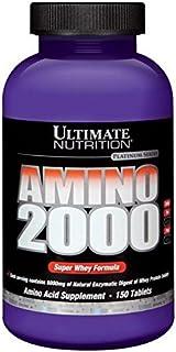 アミノ2000 ホエイプロテイン 150 タブレット 乳清由来 アルティメットニュートリション社製