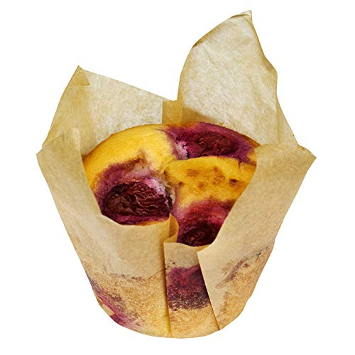 Kirsch Marzipan Muffin von Soulfood LowCarberia 75g