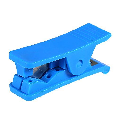 Lixada Buis Snijder Plastic Schaar voor het binden van Buizen Vliegen Buis Snijden Visserij Rig Maken Buis Vliegen binden Tool
