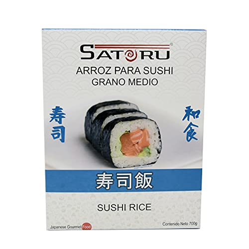 Alga Nori marca Satoru