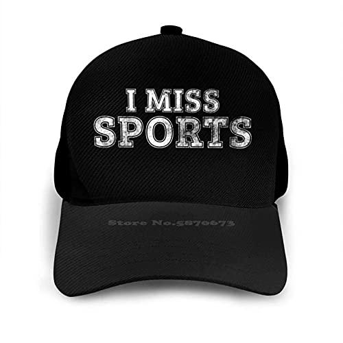 OEWFM Gorra de Beisbol Echo Menos Deportes ningún Deporte...