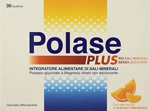 Polase Plus Integratore - 36 Buste