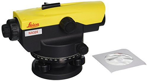 Leica Geosystems AR840382-L, Schwarz, Gelb