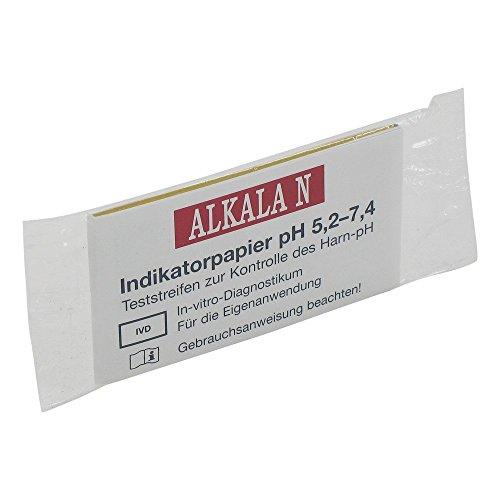 ALKALA N pH-Indikatorpapier 1 St