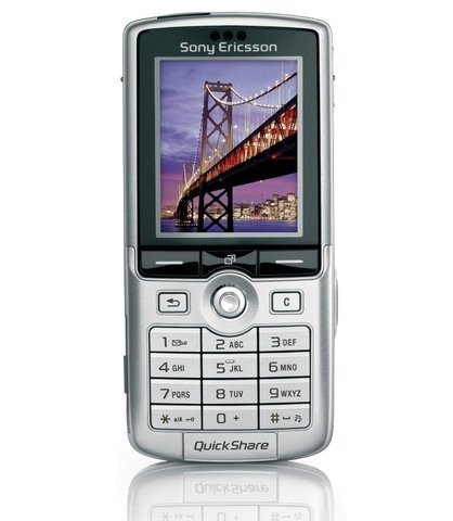 Handy Sony Ericsson K750i Schwarz Ohne Branding Ohne Simlock