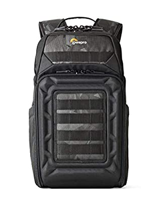 Lowepro LP37098-PWW, Drone Guard BP 200 Backpack for DJI Mavic Pro, for Travel, Outdoor, Extreme Activites, Black