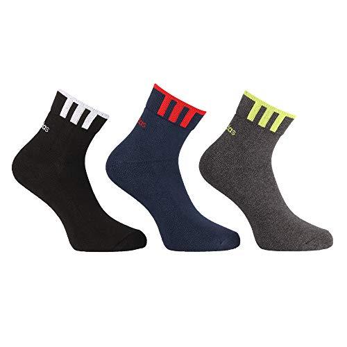 Adidas Men Half Cushion Ankle Socks
