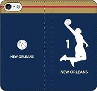【全機種対応】 iPhone スマホケース バスケ(アウェイ ニューオーリンズ 1番 A)ザイオン ウィリアムソン ペリカンズ 12 iPhone XR