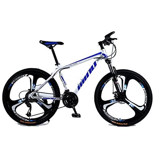 21/24/27 Speed Dual Disc Brake Full Suspension Outdoor Bicycle Adult Men And Women 24/26 Inch Mountain Bike