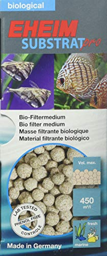 EHEIM Substrat pro, 250 ml (Bio-Filtermedium)