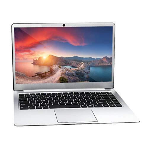 PC portatile sottile da 14 pollici, Intel J3455, CPU 6 GB di RAM 128 GB SSD, Windows 10 Pro OS, Narrow Border, Full HD 1920 x 1080, Webcam, Microphone, Online Class Ready, D18