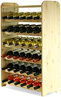 MODO24 Armario estantería de Botellas de Vino Vino Soporte botellero RW 3–36p Botellas Nuevo.