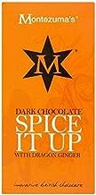 Montezuma's Dark Chocolate with Ginger Bar - 100g