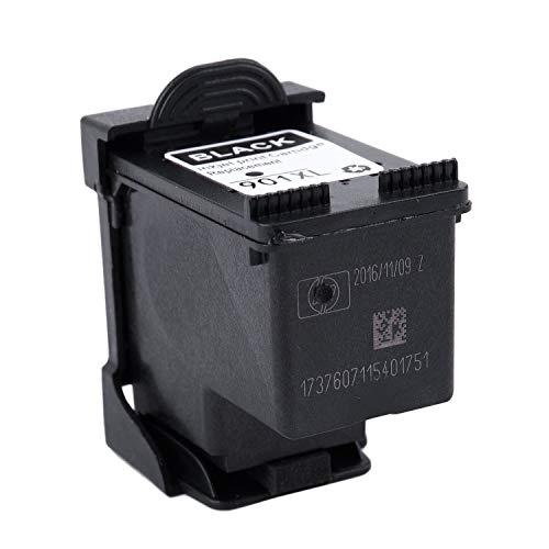 Gesh Cartucho de tinta compatible 901 XL para Officejet 4500 J4535 J4580 J4660