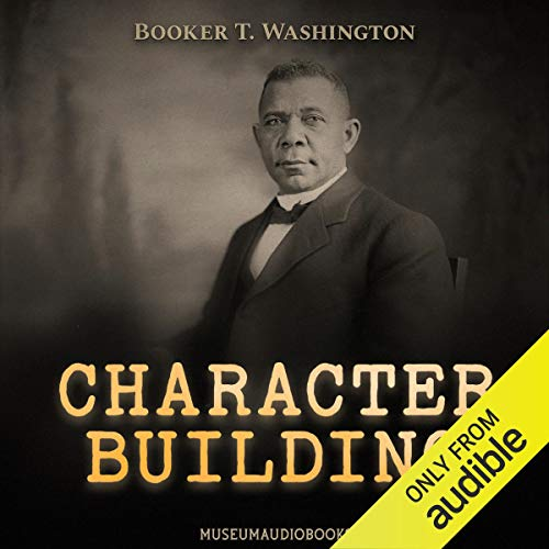 Character Building cover art