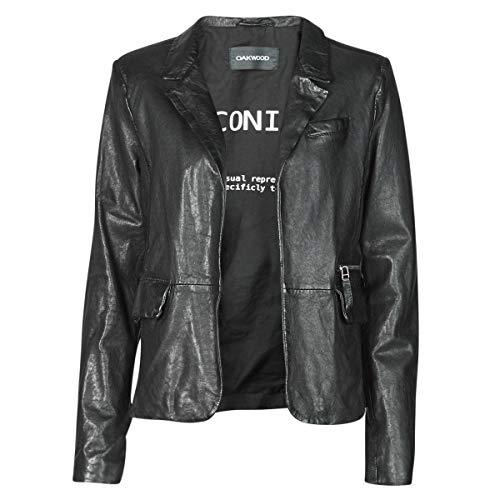 Oakwood Reset Jacken Damen Schwarz - XS - Jacken/Blazers Outerwear