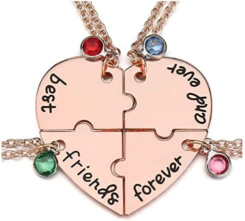 4 piece bff necklace _image0