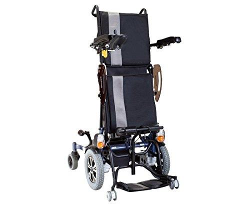 Karma Ergo Stand Elektro-Rollstuhl, Stehstuhl, Frontantrieb, bis 135 kg Sitzbreite 48 cm inkl. Anlieferung/Einweisung/Aufbau vor Ort