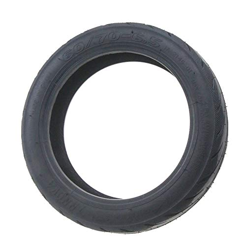 chuancheng 1 Pack for Ninebot Max G30 Front & Rear Tires Scooter 60/70-6.5 Rubber Vacuum Tire