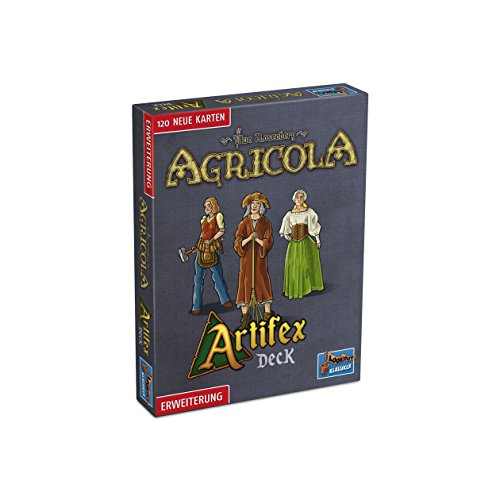 Lookout Games 22160091–Agricola–Arti FEX Deck
