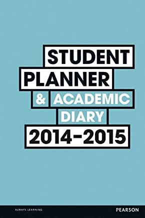 Student Planner and Academic Diary 2014-2015 by Jonathan Weyers Kathleen McMillan(2014-07-10)