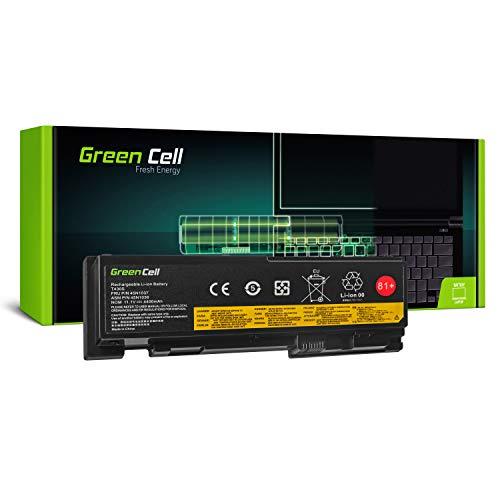 Green Cell 45N1036 45N1037 45N1038 45N1039 Laptop Akku für Lenovo ThinkPad T430s T430si (6 Zellen 3400mAh 11.1V Schwarz)